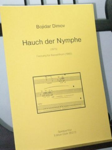 Dimov B - Hauch der Nymphe (Breath of the Nymph)